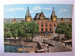 HOLLAND - NOORD-HOLLAND - AMSTERDAM - Centraal Station - Amsterdam