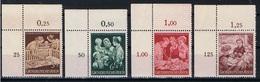 Duitse Rijk Y/T 786 / 789 (**) - Unused Stamps