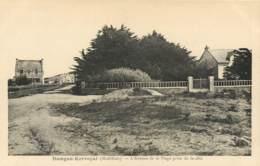 56 - DAMGAN KERVOYAL - Avenue De La Plage - Damgan