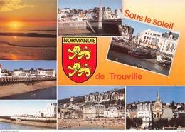 14-TROUVILLE SUR MER-N°3767-C/0381 - Trouville