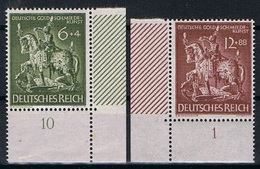 Duitse Rijk Y/T 779 / 780 (**) - Allemagne