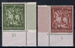 Duitse Rijk Y/T 779 / 780 (**) - Unused Stamps