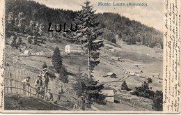 SUISSE : Roveredo Monte Laura , édit. ? - GR Graubünden