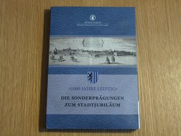 Die Deutschen Silber-gedenkprägungen 1000 JAHRE LEIPZIG Argent Silver - [11] Collections