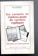 Les Carnets Et Timbres Poste De Carnets Par Boblique - Littérature