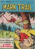 MARK TRAIL N° 9 BE CHATEAUDUN 01-1965 - Piccoli Formati