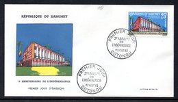 Benin Dahomey 198 Fdc Indépendance - Buste