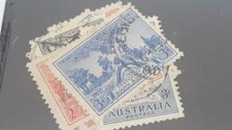 LOT 484758 TIMBRE DE AUSTRALIE OBLITERE VALEUR 63 EUROS - Australia