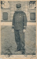 Lille Colonel Bizar Commandant En 1902 Du RI 43 Coin Bas Gauche Rogné RARE - Lille