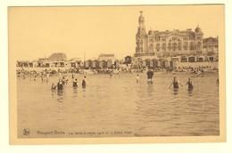 A1373[Postkaart] Nieuport-Bains / Les Bains à Marée Haute Et Le Grand Hôtel (Nels, Agence Pylyser) [Nieuwpoort Bad] - Nieuwpoort