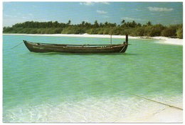 MALDIVES - LANKAN FINOLU / THEMATIC STAMP-KOCH / TUBERCOLOSIS-1983 - Maldive
