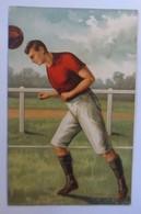 Fußball,  1907, Stengel & Co   ♥ (44328) - Ansichtskarten