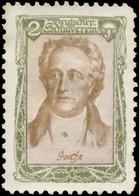 Johann Wolfgang Von Goethe Reklamemarke - Cinderellas
