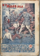 "Collection Printemps N°163 ""N'Y Allez Pas"" Michel Dorlys - Aventura"
