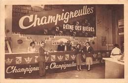 PARIS - Stand De La Foire De Paris 1950 - Stand Bière Champigneulles - Exhibitions