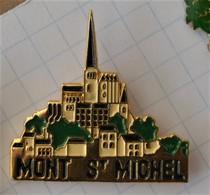 Mont St Michel - Steden