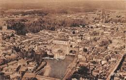 PIE-Z SDV-19-5706 : MONT DE MARSAN. VUE AERIENNE PRISE PAR L'AERO-CLUB - Mont De Marsan
