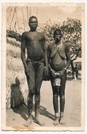 CPSM - Afrique Noire - Nord Cameroun - Couple Type Gouni-Gaya - Cameroun
