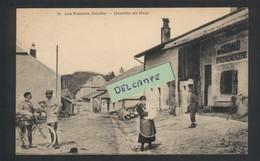 25 - Les Pontets (Canton De Mouthe) Quartier Du Haut - France