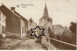 VILLERS-LA-VILLE - L'Eglise - Villers-la-Ville