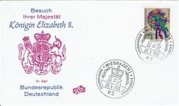 Germany - Sonderstempel / Special Cancellation (T620) - BRD