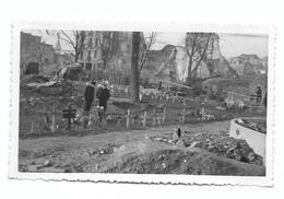 Le Havre Après Bombardement 1944 Guerre 40-45 Photo 6,5x11 - Luoghi