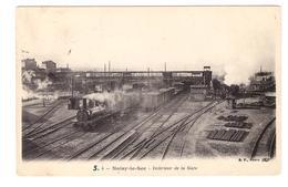 Noisy Le Sec - Intérieur De La Gare - Noisy Le Sec