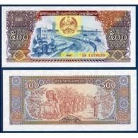 BILLET LAOS 500 KIP - Laos