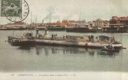 840   CHERBOURG  ????      ECRITE - Cherbourg