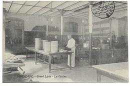33-BORDEAUX-Grand Lycée - La Cuisine...1908  Animé - Bordeaux