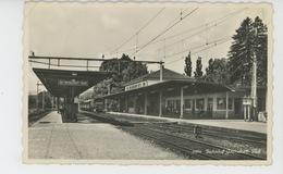 SUISSE - GRENCHEN - Bahnhof GRENCHEN Süd - SO Solothurn