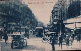 840   PUB MARSEILLE ????      ECRITE - Cinq Avenues, Chave, Blancarde, Chutes Lavies