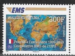 WALLIS ET FUTUNA,  2019, MNH, EMS, POST,1v - Correo Postal