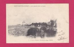 44 - SAINT BREVIN L'OCEAN  - Les Chalets Sur La Plage - Santerre,Souvenir De Plage - Saint-Brevin-l'Océan