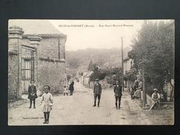 51 - ARCIS LE PONSART - Rue Henri Howard Houston 5134 F - Autres Communes