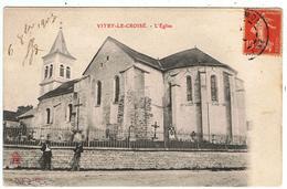 Vitry-le-Croisé / L'Eglise - Frankreich