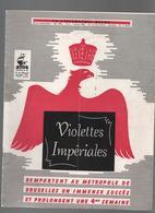 Revue CINEMA -LA CINEMATOGRAPHIE BELGE N°6- 7 Février 1953 - Cinéma & Télévision