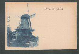 CP (Holl.) Groete Uit Holland - Moulin à Vent - Paesi Bassi