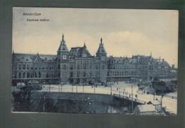 CP (Holl.) Amsterdam  -  Centraal-Station - Amsterdam