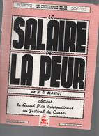 Revue CINEMA -LA CINEMATOGRAPHIE BELGE N°18-2 Mai 1953-chronique Festival De Cannes - Cinéma & Télévision