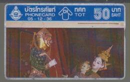 Thailand Phone Card TOT Landis & Gyr - Tailandia