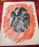 1951 FLAMENCO GLOBO ESPAÑOL BAILA EL PROGRAMA TERESA Y LUISILLO CON AUTÓGRAFOS FIRMAS DE ACTORES Y COMEDIOS - Programas