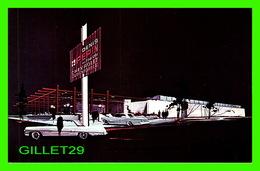QUÉBEC - DENIS PEPIN AUTOS LTEE, QUATRE BOURGEOIS, STE-FOY - CIRCULÉE EN 1968  - DÉPOSITAIRE CHEVROLET - - Québec - Sainte-Foy-Sillery