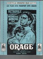 Revue CINEMA -LA CINEMATOGRAPHIE BELGE N°36-18 Septembre 1954-GALA GLENN MILLER - Cinéma & Télévision
