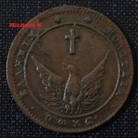 50. 5 Lepta 1828 - Gov, Kapoditrsias - Variety 134b PAC - Grèce