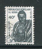 BENIN- Y&T N°665- Oblitéré - Benin – Dahomey (1960-...)