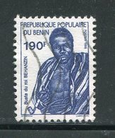 BENIN- Y&T N°667- Oblitéré - Benin – Dahomey (1960-...)