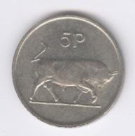 IRELAND 1982: 5 Pence, KM 22 - Ireland