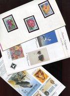Belgie Andre Buzin 23 X Folders Post FRANS (diverse Met Zegel)  5 Scans Faciaal 544fr - 1985-.. Birds (Buzin)