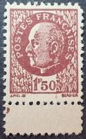 R1947/301 - 1942 - TYPE PETAIN - N°517j NEUF(*) ☛ FAUX De LONDRES - Ungebraucht